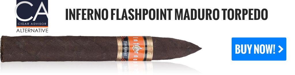 top 25 cigars alternatives inferno flashpoint cigars