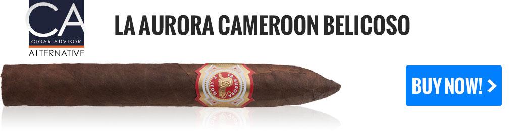 top 25 cigars alternatives la aurora cameroon cigars