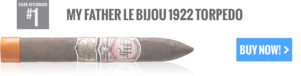 buy top 25 cigars my father le bijou 1922 torpedo