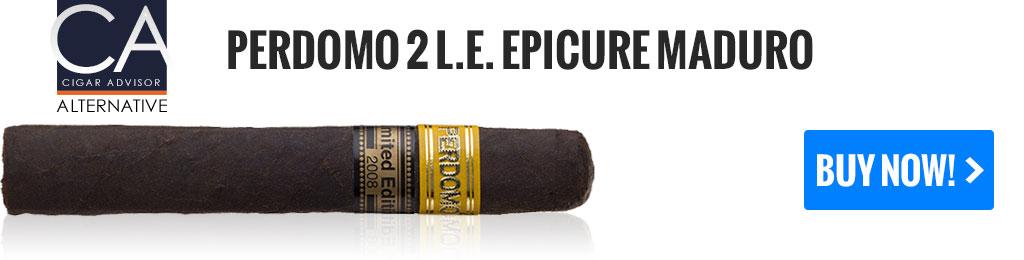 top 25 cigars alternatives perdomo 2 epicure maduro cigars