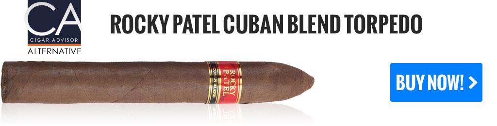 top 25 cigars alternatives rocky patel cuban blend cigars