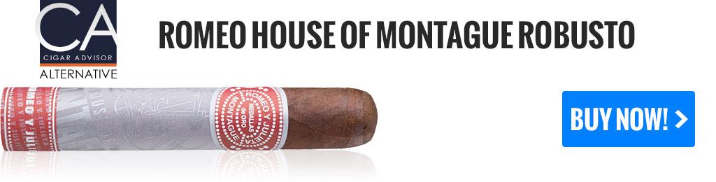top 25 cigars alternatives romeo y julieta cigars