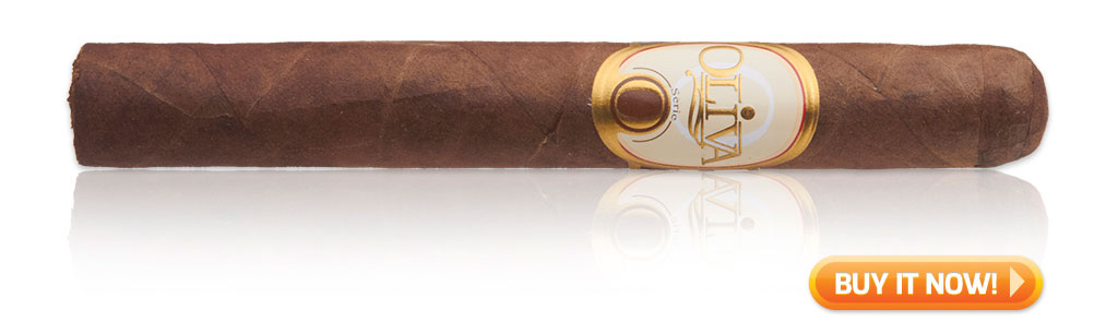 buy Oliva Serie O Robusto bachelor party cigars