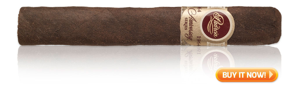 buy PAM cigars Padron 1964 Anniversary Maduro bachelor party cigars