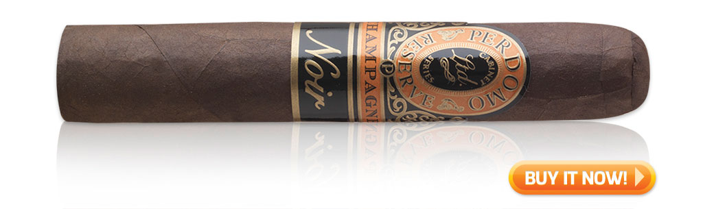 buy Perdomo Champagne Noir bachelor party cigars