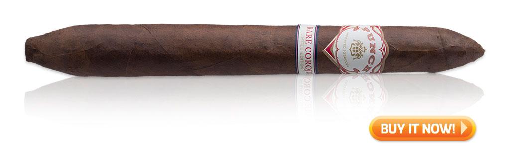 buy Punch Rare Corojo full bodied cigars