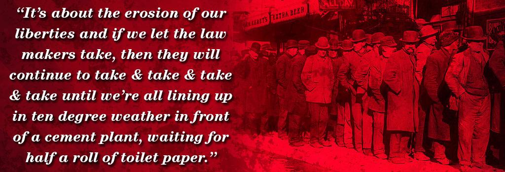 nanny state cigar legislation quote