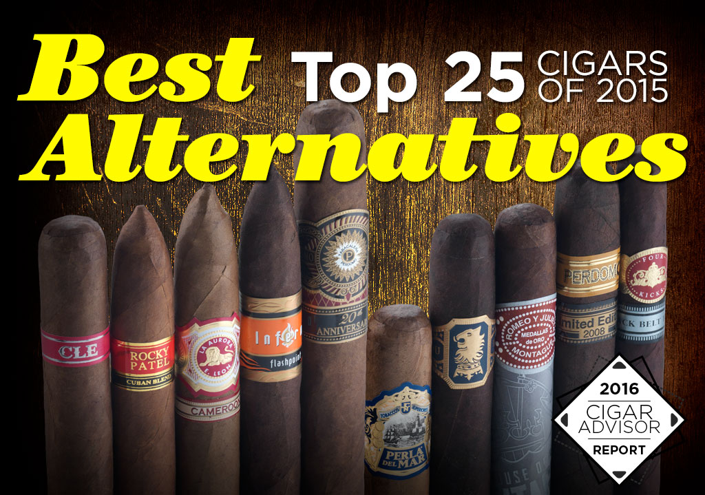 ca cover top 25 cigars alternatives