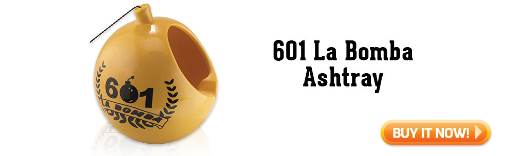 601 La Bomba Ashtray summer cigar accessories