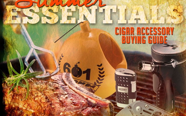 2016 CA Report: Essential Summer Cigar Accessories