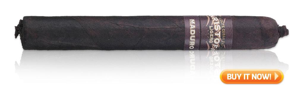 buy Kristoff Maduro Matador toro cigars