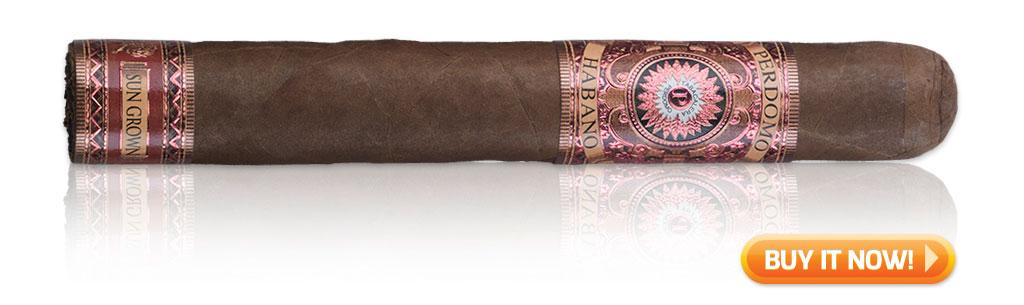 buy Perdomo Habano Barrel Aged Epicure toro cigars