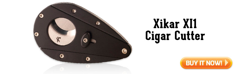 buy Xikar XI1 Cigar Cutter summer cigar accessories