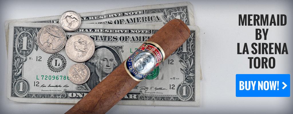 best premium cigars buy la sirena cigars under $3