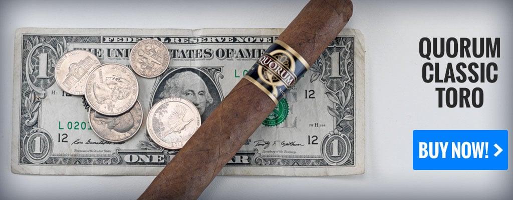 best premium cigars buy quorum cigars under $3