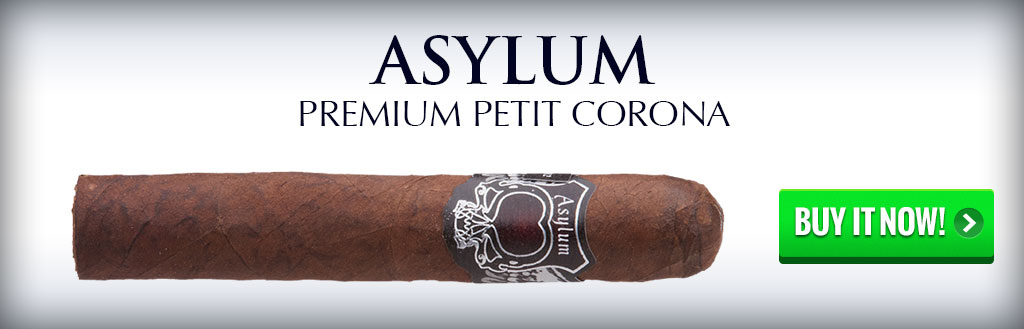 buy asylum premium petit corona small cigars on sale