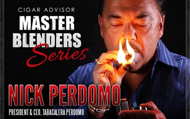 Master Blenders: Nick Perdomo of Perdomo Cigars