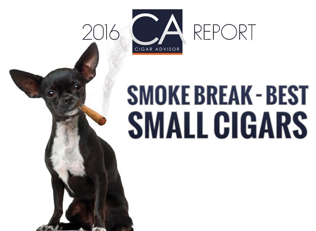 2016 CA Report: Smoke Break – Best Small Cigars
