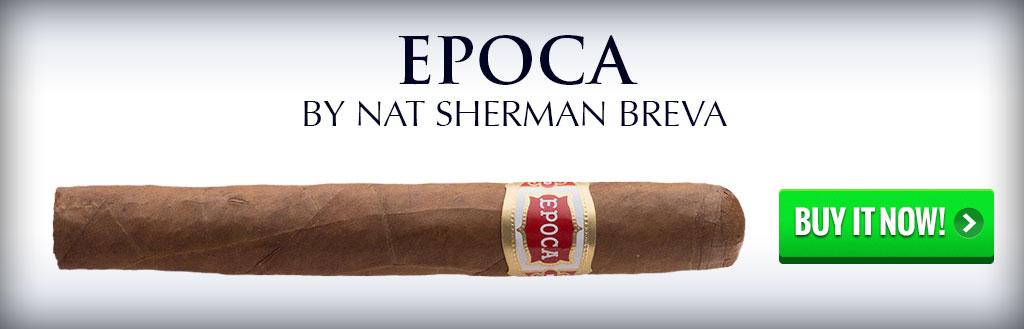 Buy nat sherman epoca small cigars on sale brevas