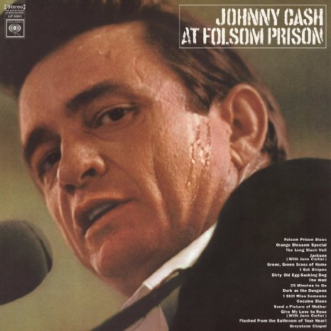 Johnny Cash Cash Live Folsom Prison