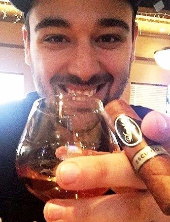 J_Detore padron 1964 first cigar