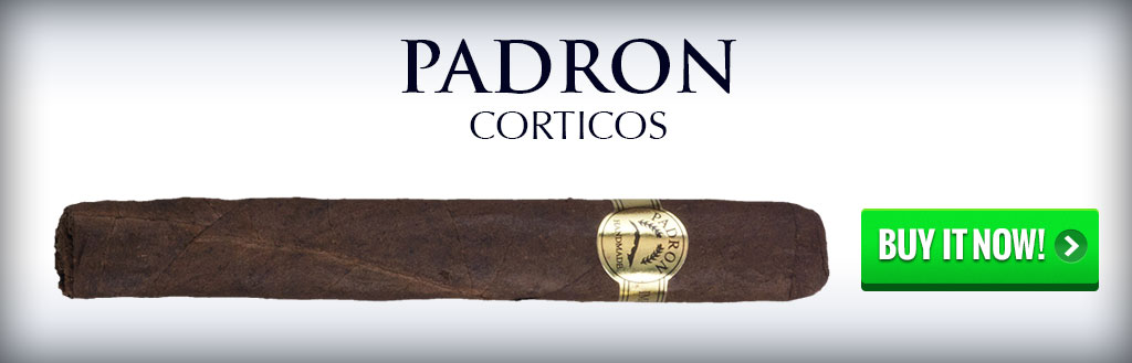 buy padron cigars small cigars corticos on sale