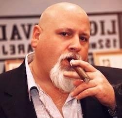 Steve Saka first cigar