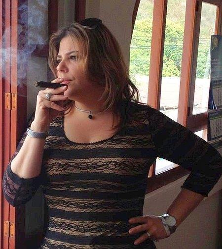 Yadi Gonzalez Vargas 90 miles cigars first cigar