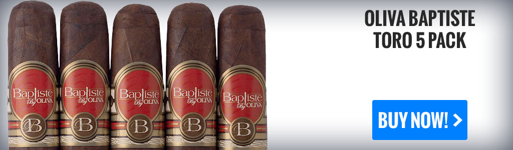 buy father's day cigar gifts oliva baptiste cigars on sale