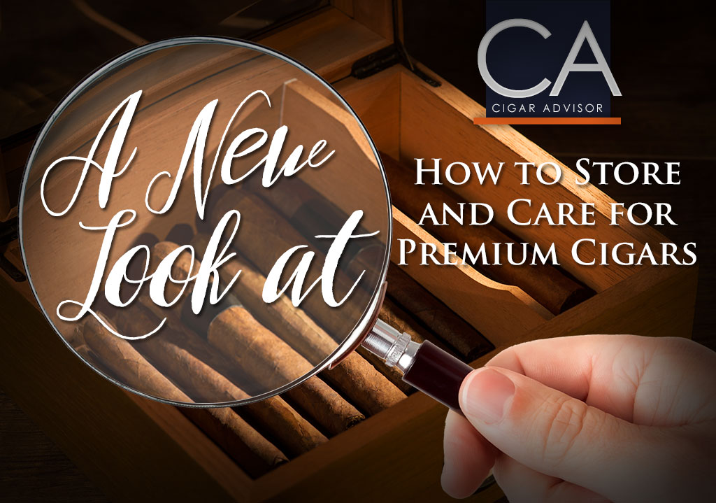 cover Cigar Storage - How to Care For Premium Cigars