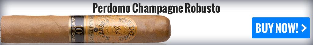 buy perdomo champagne cigars first cigar