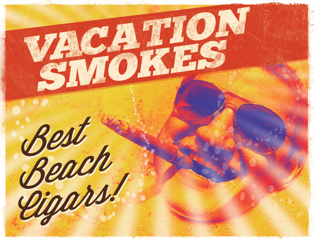 2016 CA Report: Vacation Smokes – The Best Beach Cigars
