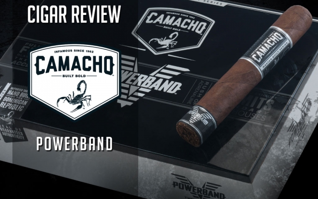 Camacho Powerband Cigar Review – Video