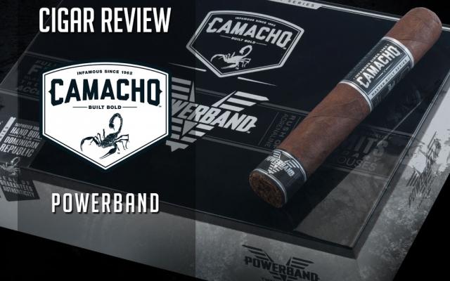 Camacho Powerband Cigar Review – Video