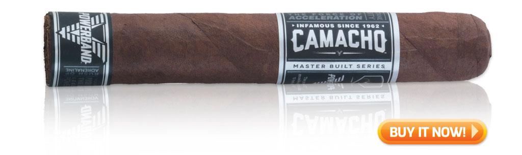 buy Camacho Powerband cigar review
