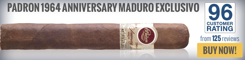 buy padron 1964 top rated robusto cigars