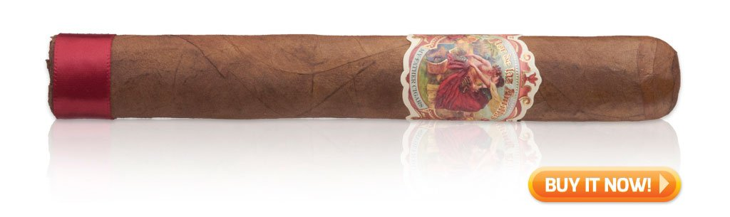 wife and cigars buy flor de las antillas cigars