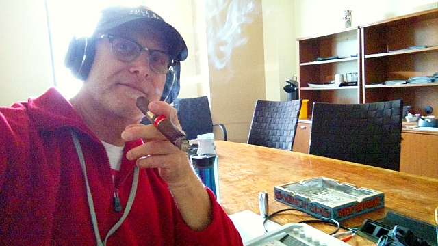gran habano cigars george rico podcast