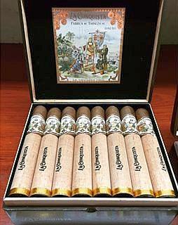buy Gran Habano La Conquista cigars open