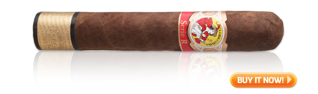 buy La Gloria Cubana Serie R 6 grandfathered cigars