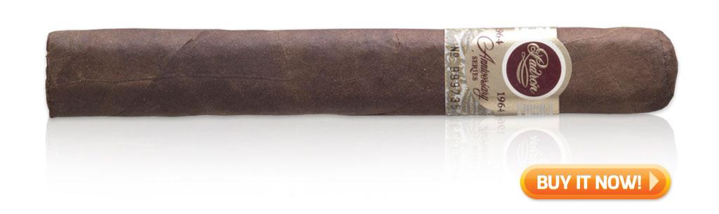 buy Padron 1964 Anniversary Maduro Exclusivo grandfathered cigars