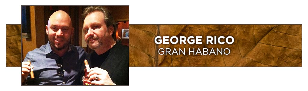George Rico cigar makers