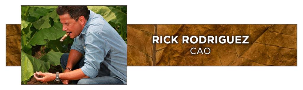 Rick Rodriguez cigar makers