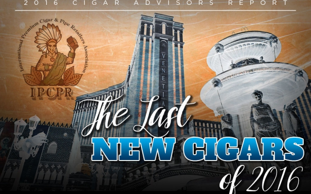 2016 CA Report: Top New Releases – New Cigars of 2016