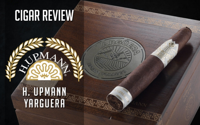H. Upmann Yarguera Cigar Review – Video