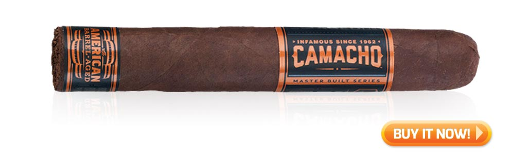 Camacho Barrel Age