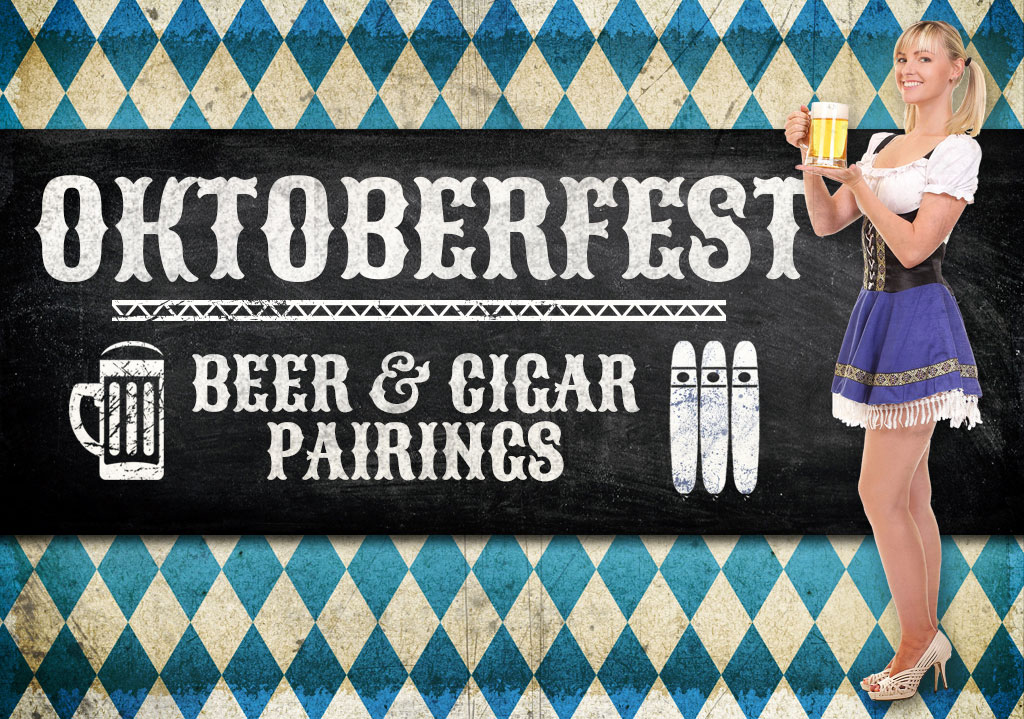 2016 CA Report: Oktoberfest Beer and Cigar Pairings