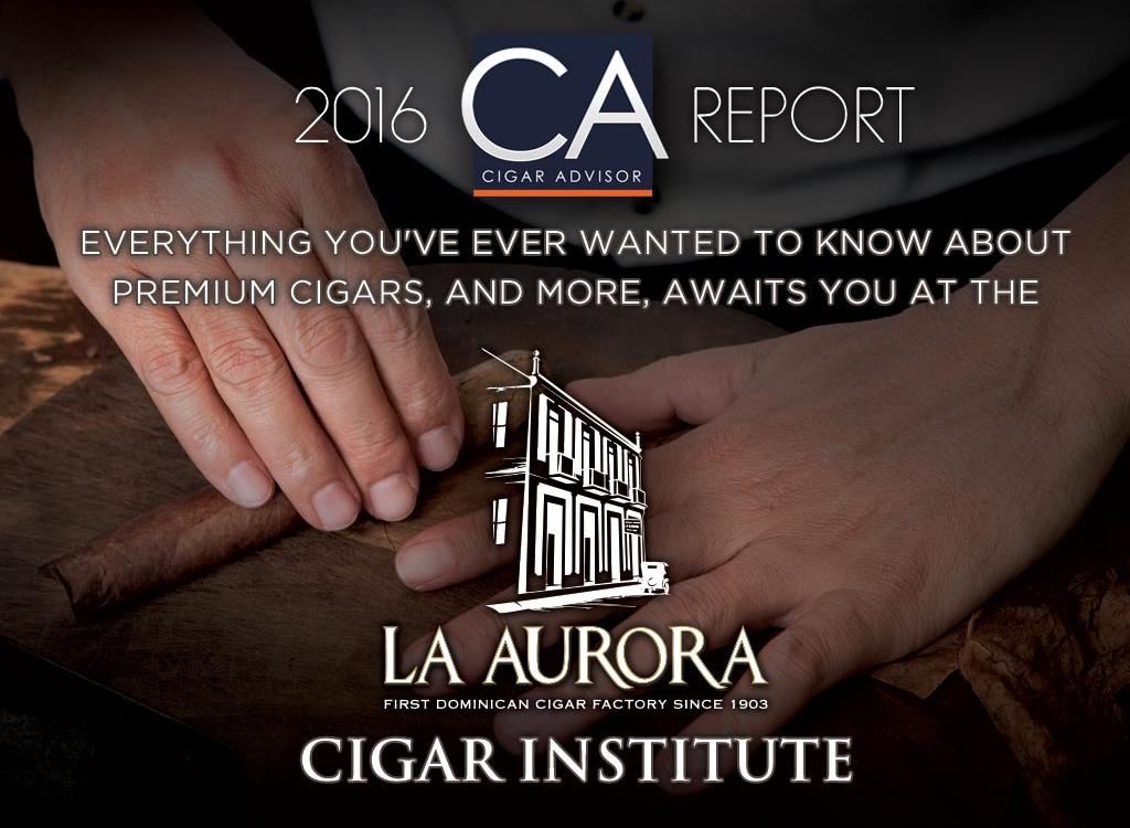 La Aurora Cigar Institute