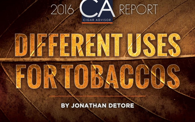2016 CA Report: Alternative Uses for Tobacco