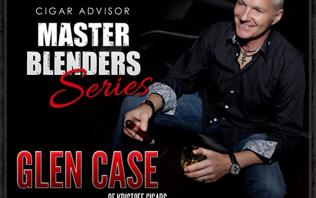 Master Blenders: Glen Case of Kristoff Cigars